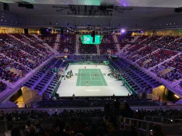 Caja Magica Madrid Davis Cup 2019