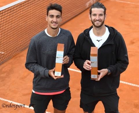 Sonego e Vavassori, primo titolo ATP in doppio (©rdosport)