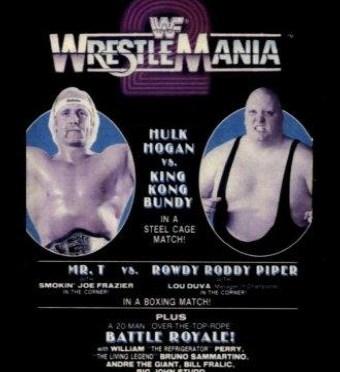 RDT Reviews WWF Wrestlemania II | RDT World of Sport