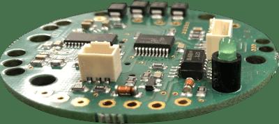 RE Elektronik Platine Prototyp