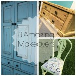 3 Amazing Makeovers