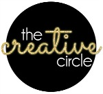 Creative circle link party icon at Blue I Style blog