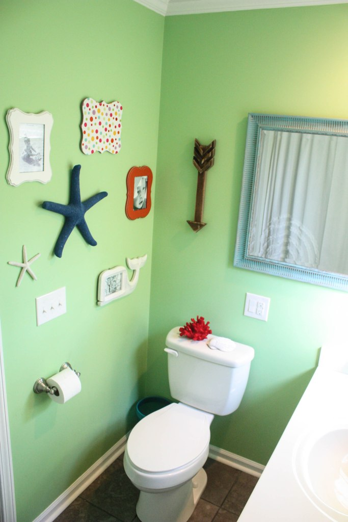 Re-Fabbed Kid's Bathroom