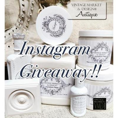 My First Instagram Giveaway!
