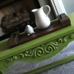 $5 Coffee Table Makeover