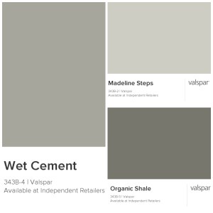 Favorite Shades of Gray