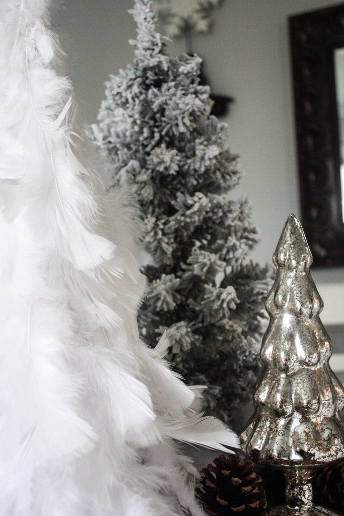 DIY Feather Tree