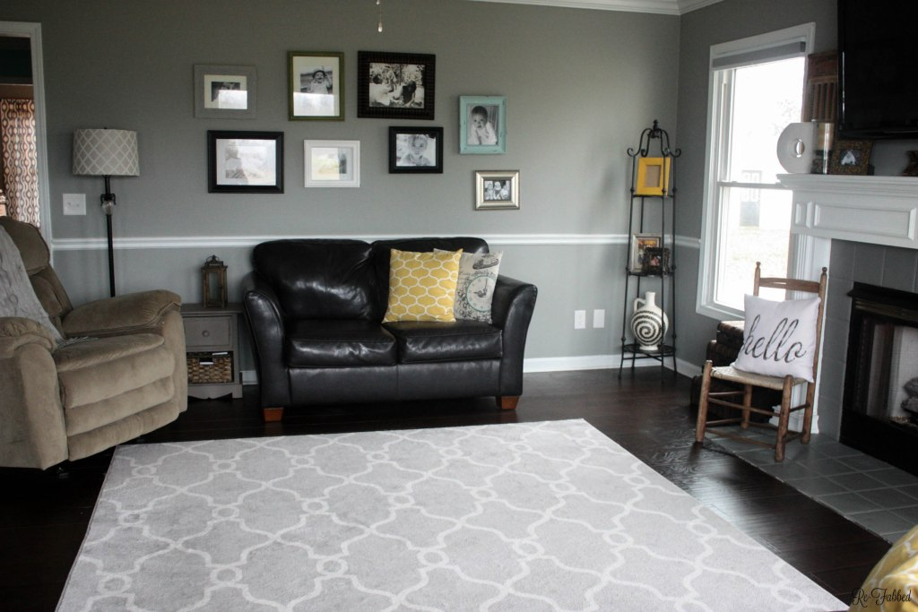 New Living Room Layout
