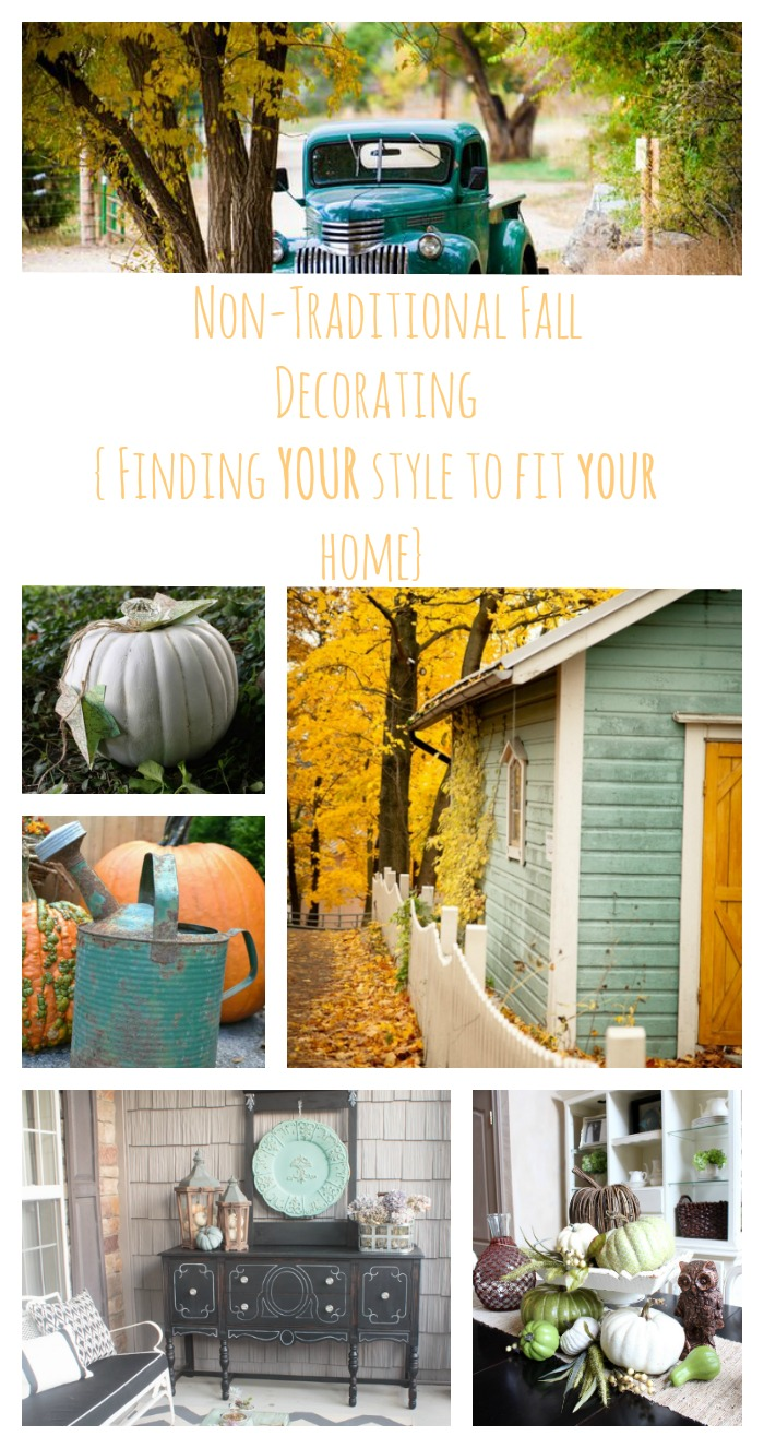 Preparing for Fall {Finding a theme that fits YOUR style} - Re ...