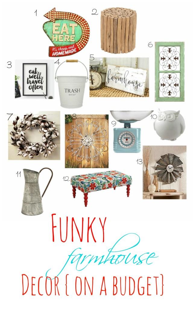 Funky Farmhouse Deals