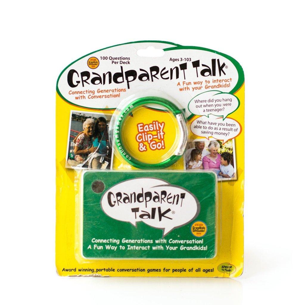Grandparent Talk Game