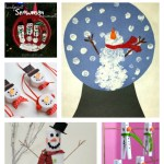 10 Fun and Easy Snowman Crafts