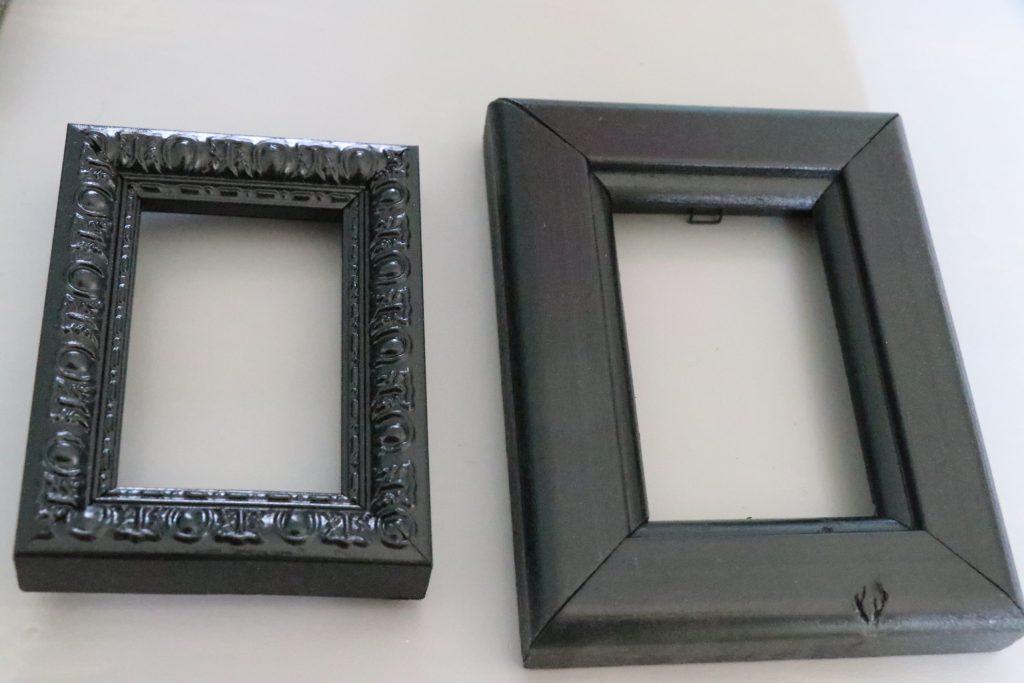 DIY Magnetic Thrift Store Frames