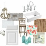 My Dream Kitchen ~ with a hint of Farmhouse Charm
