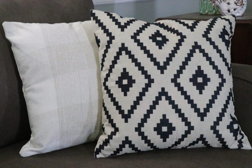 Amazon Pillow Covers...an honest review!