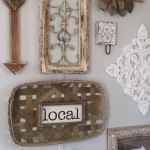 Neutral Farmhouse Gallery Wall