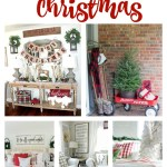 It's a Farmhouse Christmas