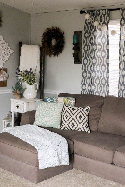 Transitioning to Winter Decor