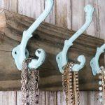 DIY Scrap Wood Jewelry Holder