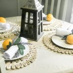 Easy Budget Friendly Spring Tablescape
