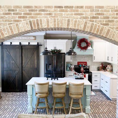 A Christmas Kitchen