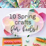 10 Easy diy Kid's Crafts