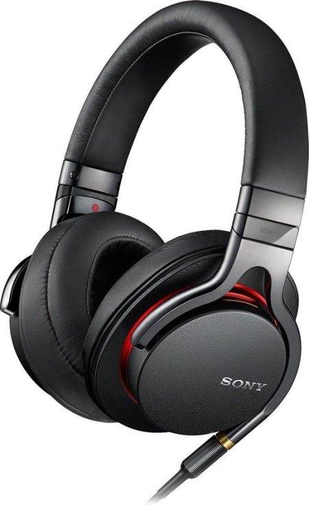 Refurbished Sony MDR-1A - Hi-Res audio over-ear koptelefoon - Zwart