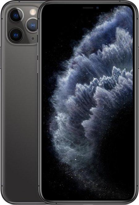 Überholtes Apple iPhone 11 Pro 64 GB Spacegray