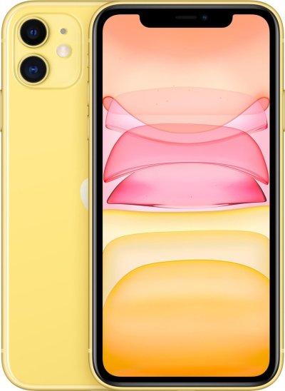 Refurbished Apple iPhone 11 Geel