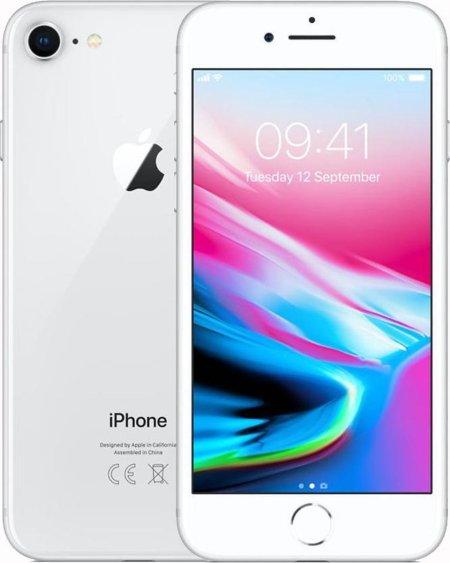 Refurbished Apple iPhone 8 64GB Zilver