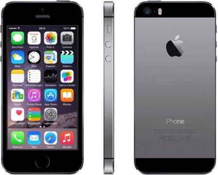 refurbished iPhone 5S 16GB zwart