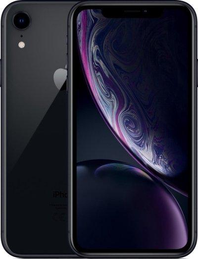 Überholtes iPhone XR 64GB schwarz