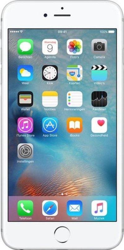 Überholtes Apple iPhone 6s - 64 GB - Silber