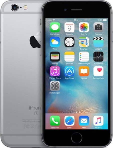Refurbished Apple iPhone 6S - 32GB - Spacegrijs