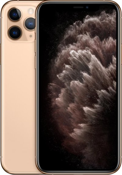 Überholtes Apple iPhone 11 Pro Max - 64 GB - Gold