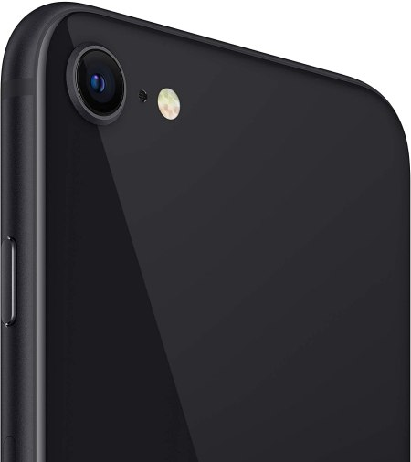 Refurbished iPhone SE 2020 Zwart