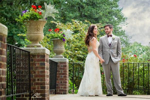 NJ wedding at Collingswood