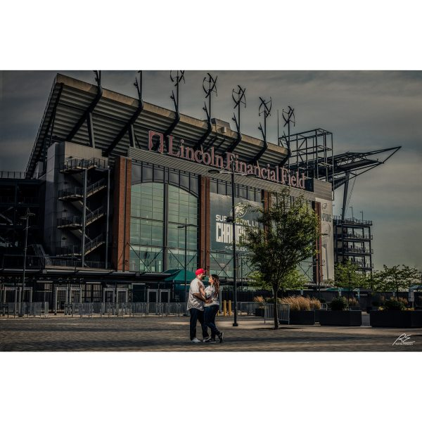 Lincoln Financial Field Engagement