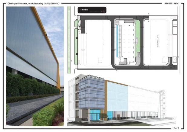 Mahajan Overseas Production + Office Building (2)