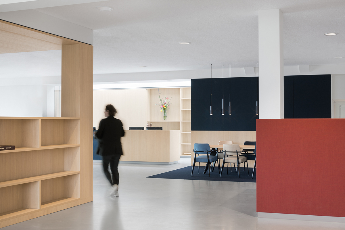 Office by i interior architects descroll descroll