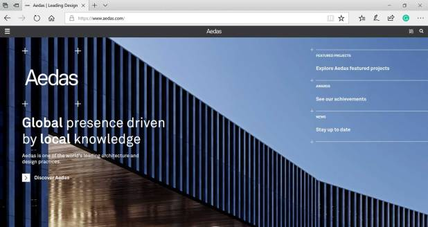 Top 15 Architecture Studio Websites Of 2017 Rethinking The Future