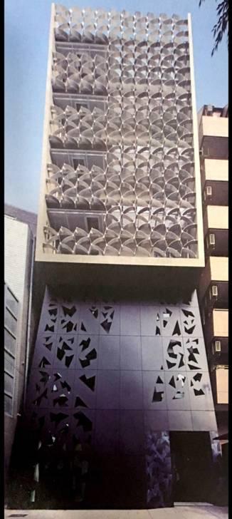 20 Façade  de bâtiments créatifs pour les bâtiments commerciaux du monde entier - Waseda Building