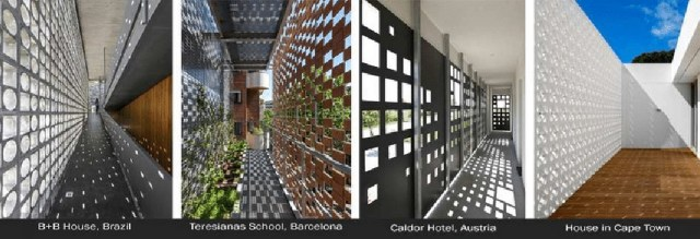 8 Popular concepts among Architecture Students for the thesis