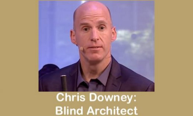 Chris Downey: The blind Architect - Sheet1
