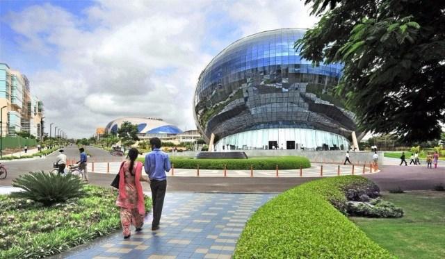 Infosys Campus, Pune - Sheet2