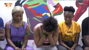 BBNaija 2019: Mercy, Mike, etc. are up for eviction as Frodd replaces Venita 1