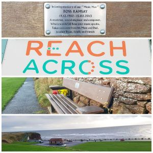 """Reach Across – Live On"" – Charity Single"