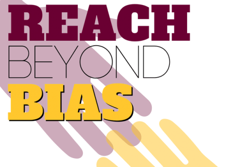 Reach Beyond Bias Logo