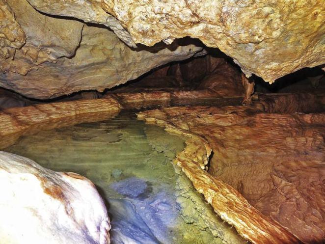 Pete's Paradise Cave