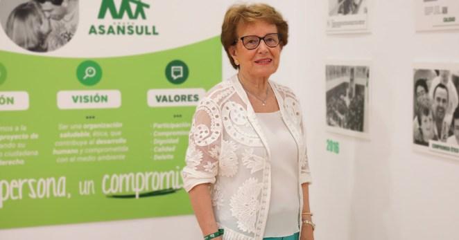 Asansull María Luisa Escribano